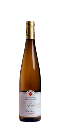 Bouteille de Riesling Tradition