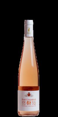 Bouteille de Rosé d'Alsace de Pinot Noir