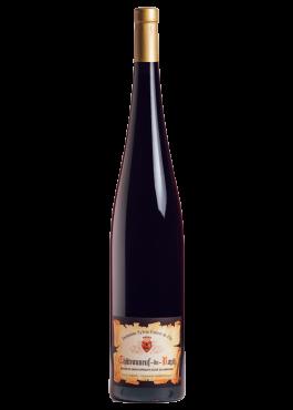 Bouteilles magnum Château Neuf du Raph, vin rouge Pinot Noir.