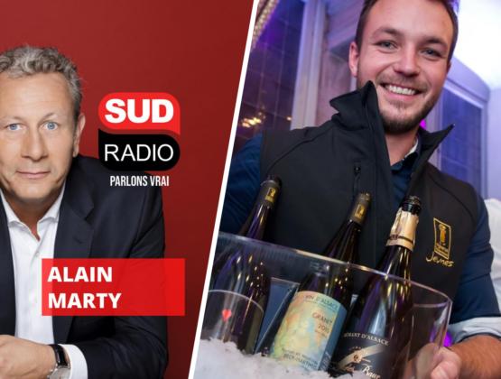 Interview sur In Vino Radio