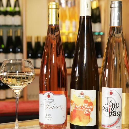 Visites domaine Alsace