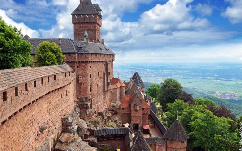 Tousime en Alsace, incontournables en Alsace